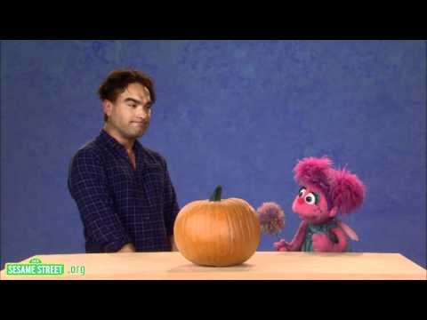 Sesame Street: Johnny Galecki Explains the Word Transform