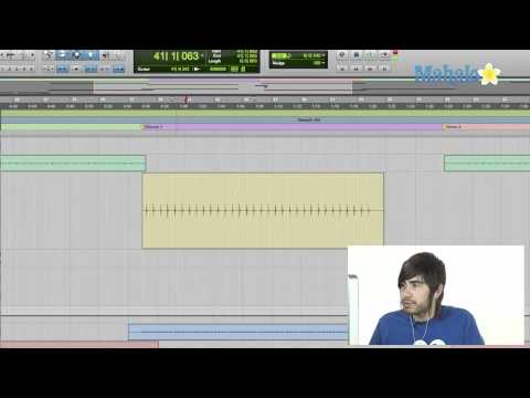 Copy and Paste Command - Pro Tools 9