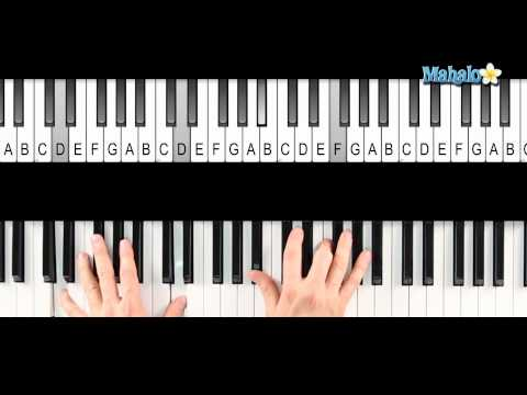 "How to Play ""Landslide"" by Fleetwood Mac on Piano"