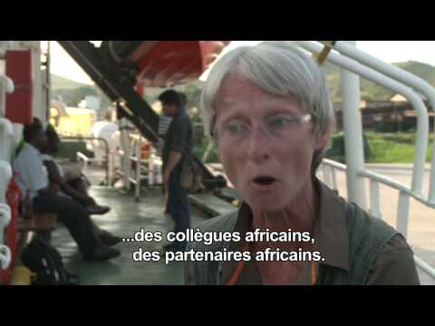 Greenpeace launches in DRC [FRENCH VERSION]