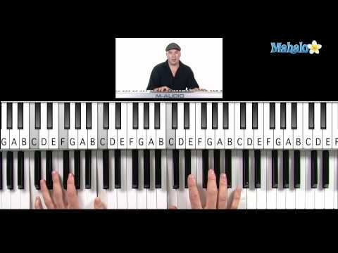 "How to Play ""Blow"" by Kesha on Piano"