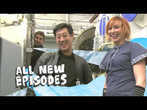 MythBusters Promo - New Myths Every Wednesday on Discovery!