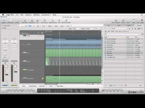 Logic Pro: Understanding MIDI | lynda.com