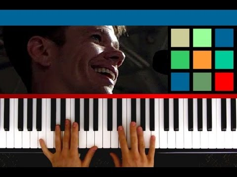 "How To Play ""We Are Young"" Piano Tutorial / Sheet Music (Fun feat Janelle Monae)"