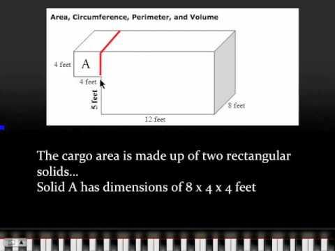 Solving a Volume Problem