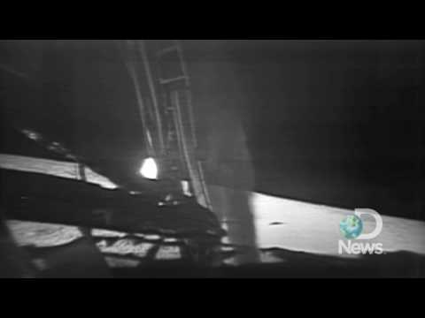 Apollo 11 Film Restored