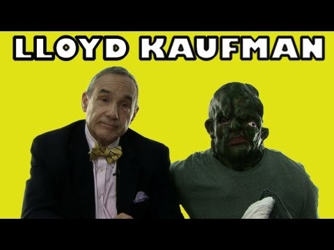 The Current State of The Film Industry with Lloyd Kaufman