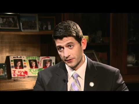 Rep. Ryan on Proposed Cuts: 'Our Budget Literally Pays Off the Debt'