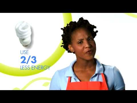 How To Save Energy by Changing to CFL Bulbs - The Home Depot