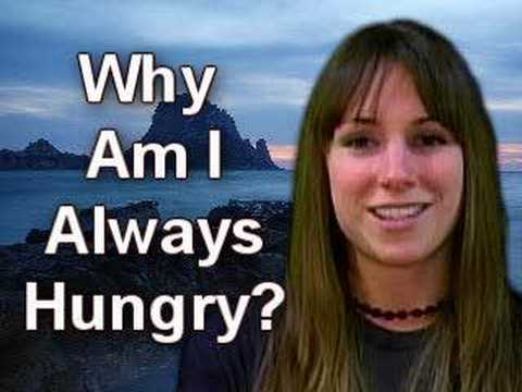 Hungry? Hunger Control, Cravings, Weight Loss, Nutrition