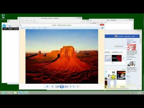 Windows 8 For Dummies DVD Bundle Working From Taskbar 111827167X