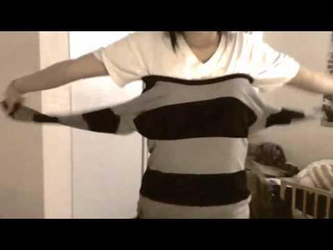 1 sweater, 16 ways to wear it!