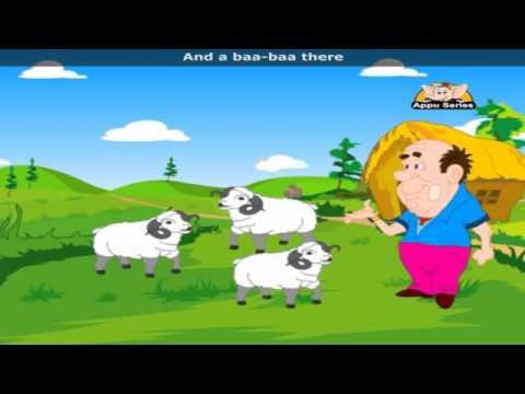 Old McDonald with Lyrics - Nursery Rhyme