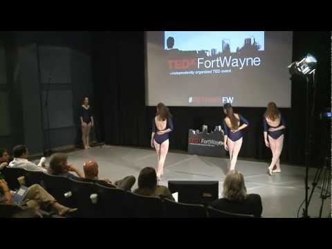 "TEDxFortWayne New American Youth Ballet and Conservatory ""Caged"""