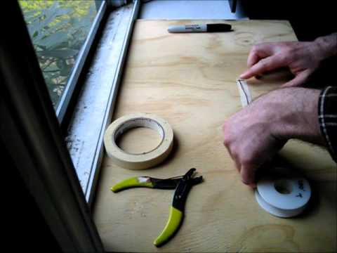 How To Make Solar Panels - Cut The Tabbing Wire - Fast And Easy