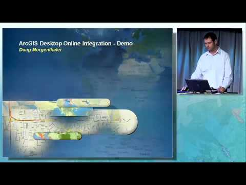 ESRI DevSummit 2010: ArcGIS Desktop, Part Two  Part 1 of 2