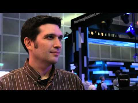 3D Workflow for Triple-A Games at SIGGRAPH 2012 with Kevin Scharff