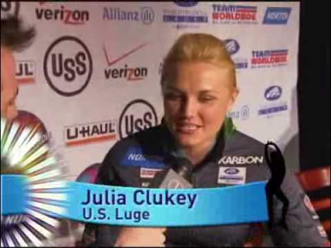 Women's Luge Team Interview