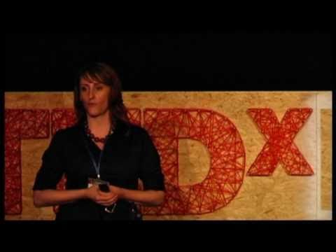 TEDxBratislava -  Vladislava Dolníková - on bringing up future Romany leaders