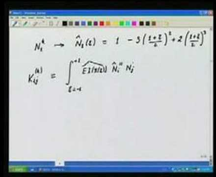 Module 6 Lecture 3 Finite Element Method