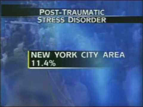 stress disorders 911