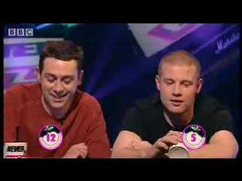 Mel C and Dermot O'Leary's quick fire lyrics round - BBC