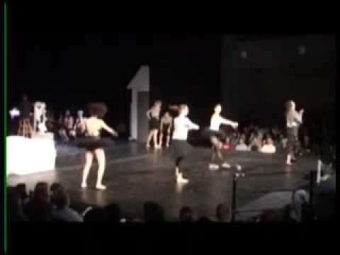 Dance Dangerously - Dance Rehearsal