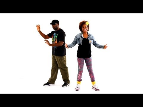 How to Do the Robot, Part 1 | Hip Hop Dance Moves