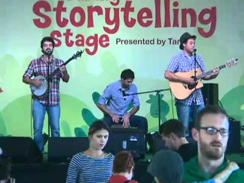 Okee Dokee Brothers: 2011 National Book Festival