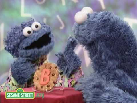 Sesame Street: Cookie's Letter of the Day: B