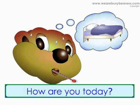 How are you today? (Clip) - Early Childood Education