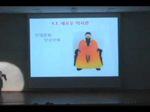 TEDxSejongU-Werner Sasse-Korea's traditional culture as the natural successor of the modern