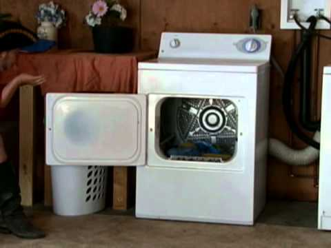 Clothes Dryer Fire Safety-DIY