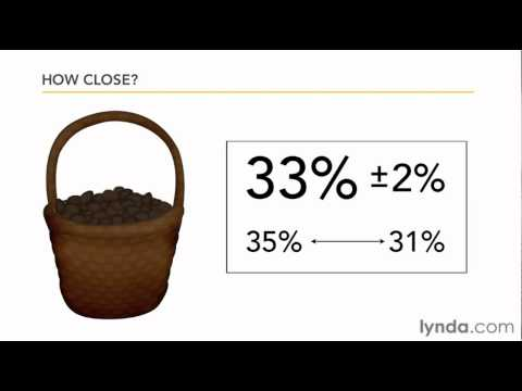 Understanding descriptive and inferential statistics | lynda.com overview