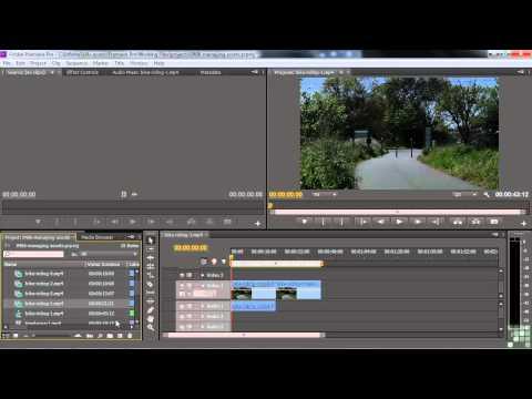 Adobe Premiere Pro CS6 Tutorial | Managing Assets | Infiniteskills