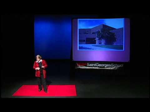TEDxSaintGeorgesSchool - Margo Long - Excellence Breeds Excellenc