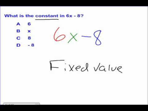 Variables and Expressions #4