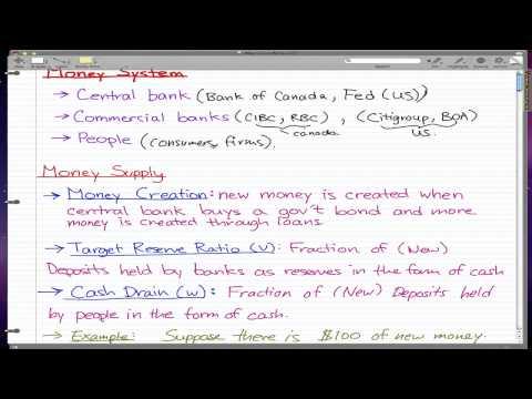 Macroeconomics - 40: Money System