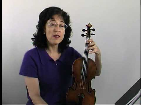 "Violin Lesson - Song Demo -""Funky Music"""
