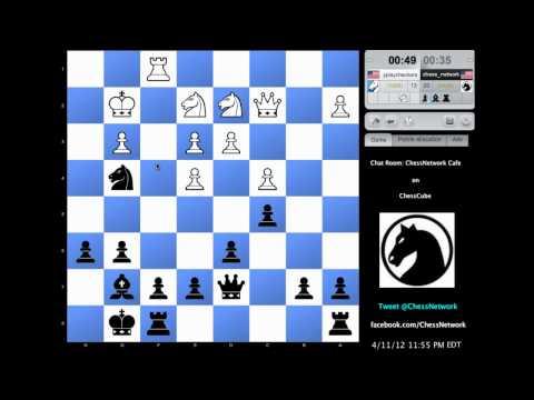 Cube Fanatics Warzone Chess Tournament [53]