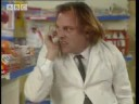 In charge of the shop - Bottom  - BBC comedy