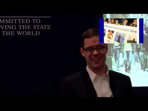 Davos 2010 - IdeasLab with Young Global Leaders - John McArthur