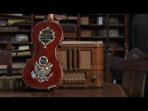 Remembering West Virginia Sen. Robert C. Byrd, the Fiddler