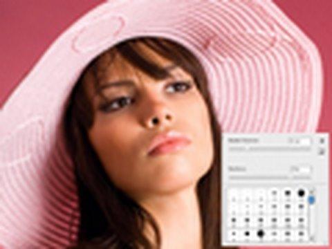 IceflowStudios Design Training - Photoshop: Change Brush Sizes in Photoshop! (HD)