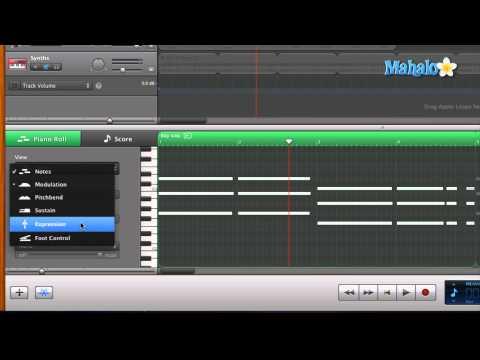 Learn GarageBand in 30 Days: MIDI Expression