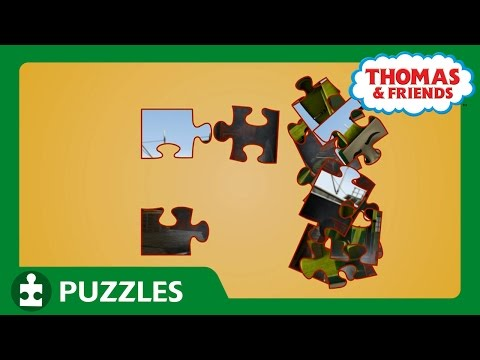 Thomas & Friends: Engine Puzzle #10 - UK