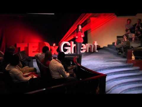Deciphering Lam Gods: Alexandra Pizurica at TEDxGhent