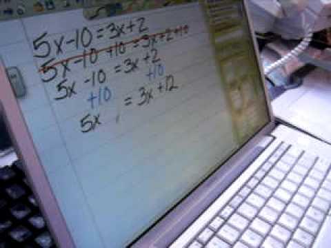 Simple Algebra Example  Demo AirLiner EaseofUse