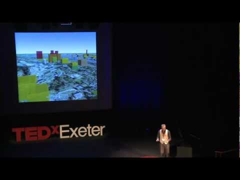 TEDxExeter - Antony Turner - Making Greenhouse Gases Visible