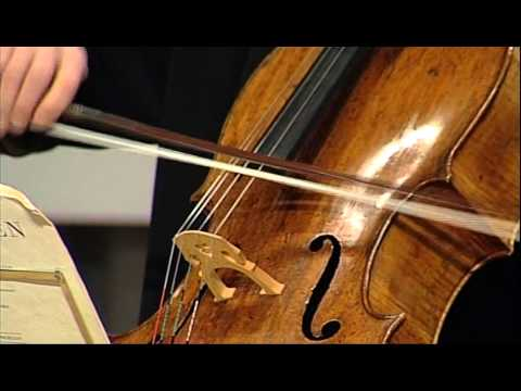 "Open Forum 2012 - ""Touching the Past""- One Sonata, Two Era's of Musical Instruments"